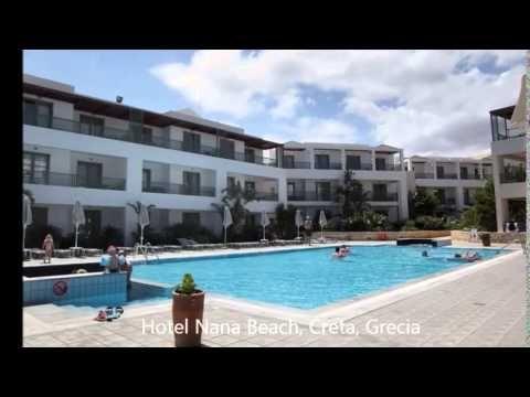 Hotel Nana Beach, Creta, Grecia
