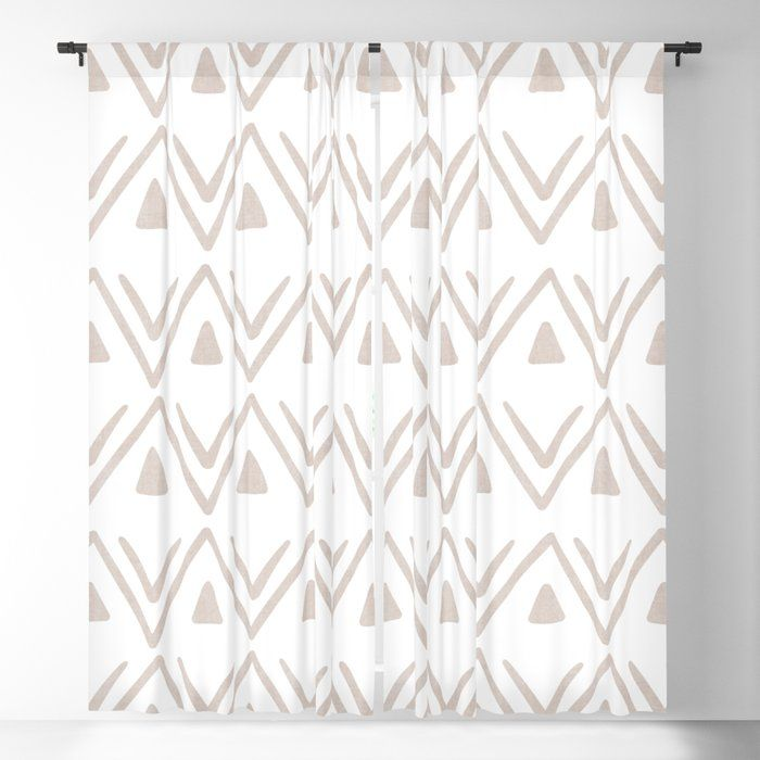Invite The Sun Inside On Your Terms Our Blackout Window Curtains Are A Denser Alternative To Your Stan Blackout Curtains Zig Zag Pattern Tan Walls Living Room