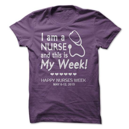National Nurses Week 2016 T Shirts, Hoodie Sweatshirts