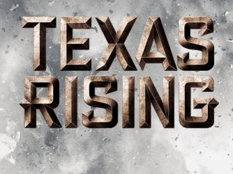Check out Texas Rising, a miniseries event which details the Texas Revolution and the rise of the Texas Rangers, on History.