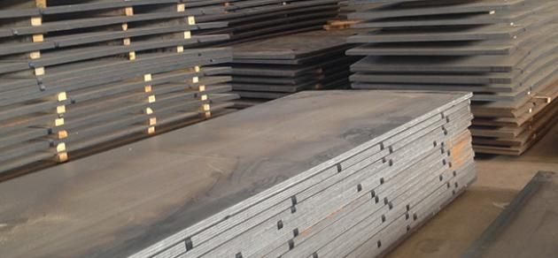 Tabla groasa laminata la cald | Duna-steel.ro