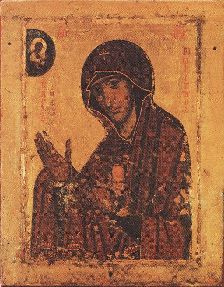 Παναγία Μαχαιριώτισσα - Κύπρος