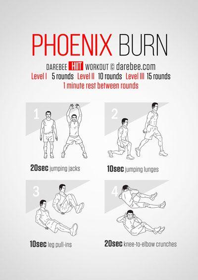 DAREBEE: Phoenix Burn