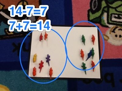 Use Skitch app to annotate this number story