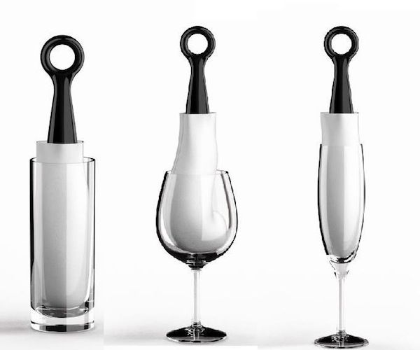 Spot-Not: Wine Gadget That Dries Any Shape Glass. You know when you or your company just dropped a small fortune on top shelf stemware.