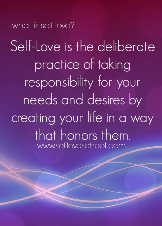 ~~~ What is Self Love?? Self- Love is the Deliberate Practice of Taking  Responsibility for your Needs and Desires by Creating your Life in a Way that Honors Them...   Accept You As You Are. Yes, it is Hard to Do with the Way Society Portrays Men or Women, or Women or Men, but. Be and Do the Very Best you Can in Life, with Pride, Honor, Self Respect & Dignity to all in GOD'S World!! Quote by Gerard the Gman in NJ with Self Respect and Dignity....