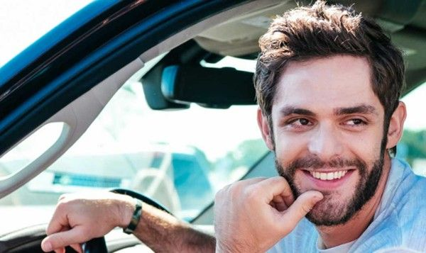 Thomas Rhett Hopes His Songs are the Soundtrack to His Fans' Lives