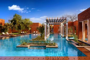 Pool Day, Kaya Kalp - The Royal Spa ITC Mughal, a Luxury Collection Hotel, Agra