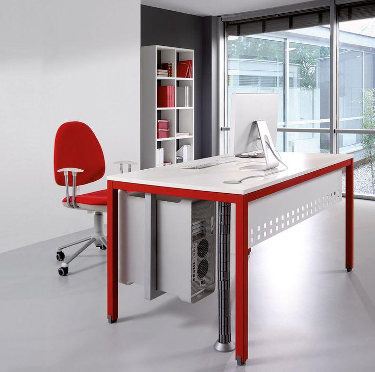 aade un toque de color con la silla flax a tu espacio de trabajo o de
