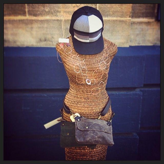 Street style @garnishrevelstoke hat @cutthreads bags @piprobins necklaces @patsykaykolesardesign  #GradGiftIdeas #garnishrevelstoke #goddess #streetstyle #madewithloveincanada #StokedToShop #shoprevelstoke #summerfashion #shoplocal