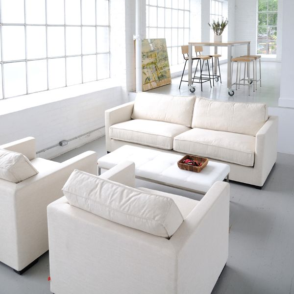 High Quality The Richmond Sofa And Chairs From Gus* Modern