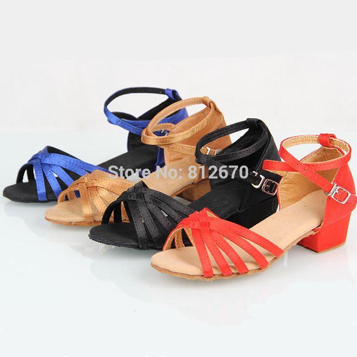 Pas cher Chèque spécial taille convertir dans l'affichage sz24 ~ 38 filles latine chaussures femmes chaussures de danse latine dames danse chaussures sandales d'été, Acheter  Chaussures de danse de qualité directement des fournisseurs de Chine:                 Nom du produit                           Vérifier spécial taille convertir dans la signalisation sz24 ~