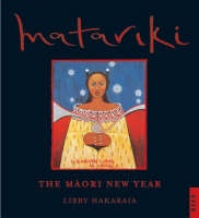 Cover of Matariki: The Maori New Year.  Information more suited to teachers.