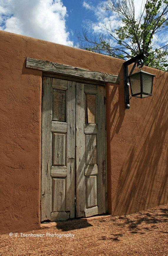Door photography old town albuquerque new mexico