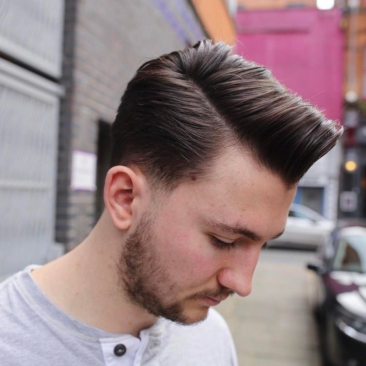 tapered haircut men ideas