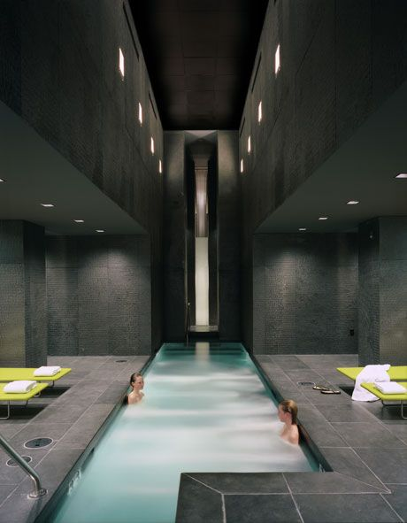 HSMAI eConnect - BATHHOUSE Spa in THEhotel at Mandalay Bay Acclaimed for Creative Design and Architecture by Hospitality Design Magazine
