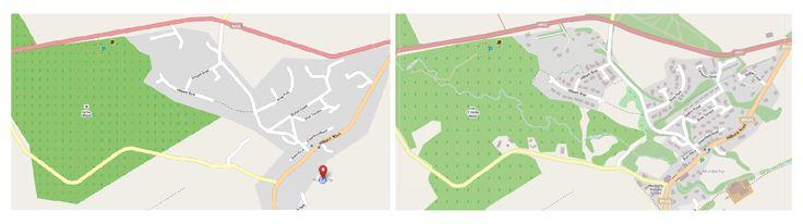 How volunteer conributors have helped edit the OpenStreetMap in Munlochy, Black Isle