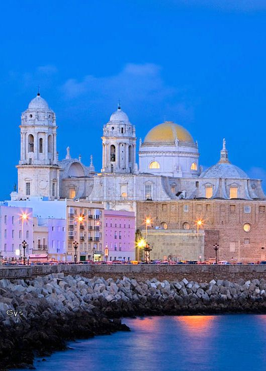 SPAIN / ANDALUSIA / Places, towns and villages of Andalusia - Cádiz, Spain