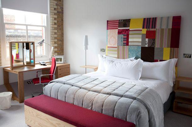 Отель Boundary в Лондоне, дизайнер Теренс Конран.