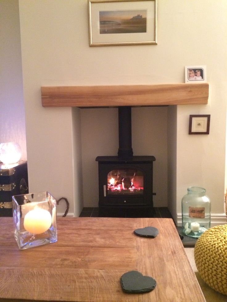 Living Room Ideas With Log Burner