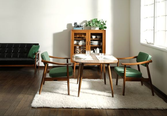 Dテーブル ルームイメージ カリモク60