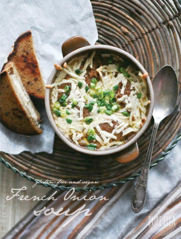 French Onion Soup | Recipes - Soups | Pinterest