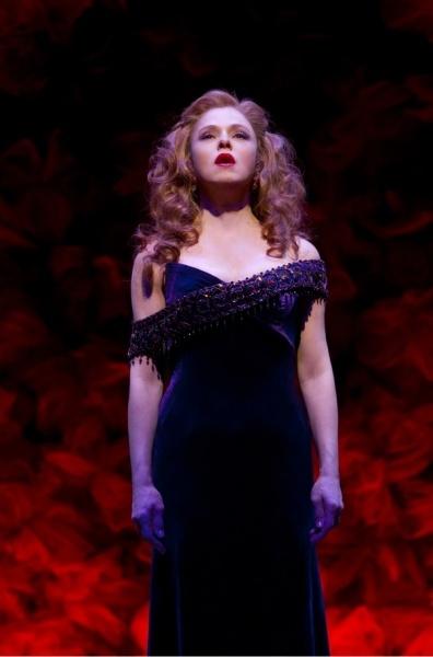 Bernadette Peters. She is an unbelievable musical theatre actress.
