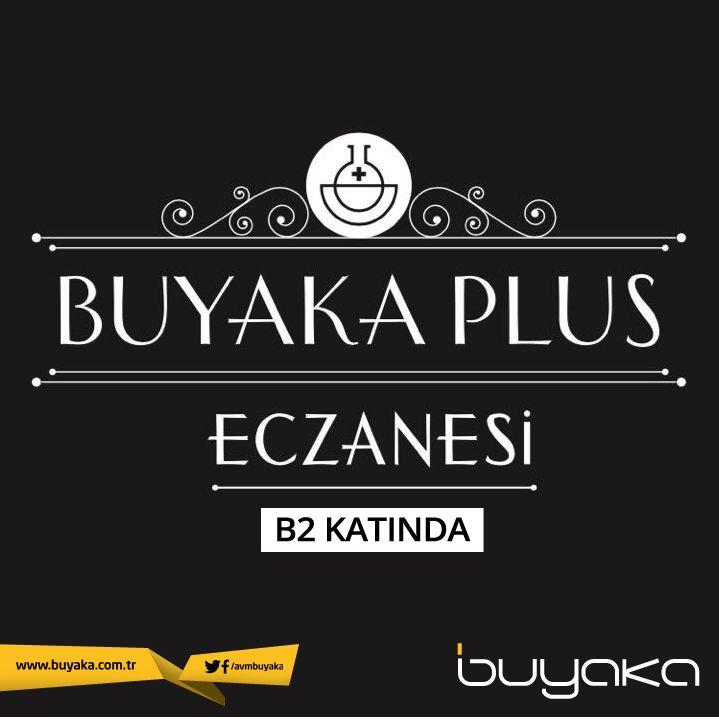 Buyaka Plus Eczanesi B2 katında! #BuyakaBiBaşka #BuyakaPlusEczane