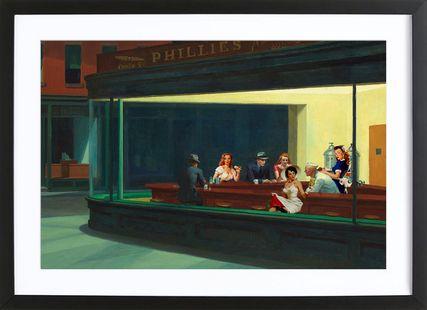 Phillies - Jason Brueck - Affiche encadrée - bois