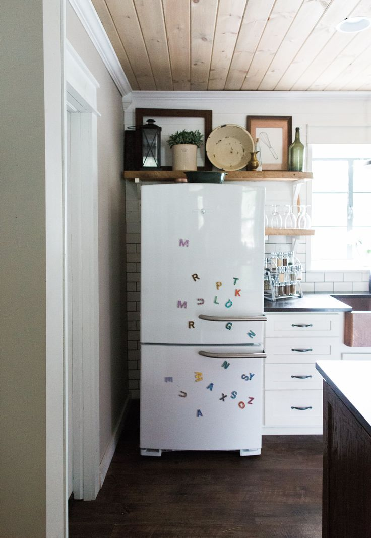 What Your Fridge Decor Reveals About Who You Really Are — Happy at Home