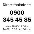 Engelse woorden in Nederlandse samenstellingen | Genootschap Onze Taal (telefoonnummer + openingstijden op het plaatje zijn ook wel handig)