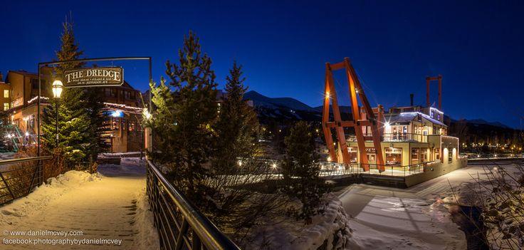 World's Highest Restaurant / Bar: The Dredge - Breckenridge, Colorado by Daniel McVey on 500px