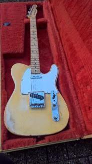 Fender USA Telecaster Baujahr 1969! Real Vintage! in Nordrhein-Westfalen - Goch   Musikinstrumente und Zubehör gebraucht kaufen   eBay Kleinanzeigen