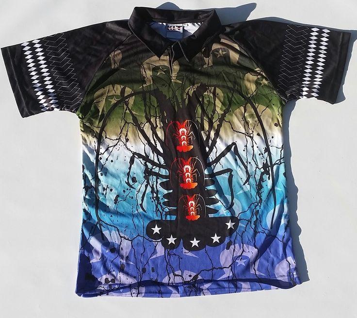 Torres Strait Island Shirt for sale online at http://www.kulture.biz/store/