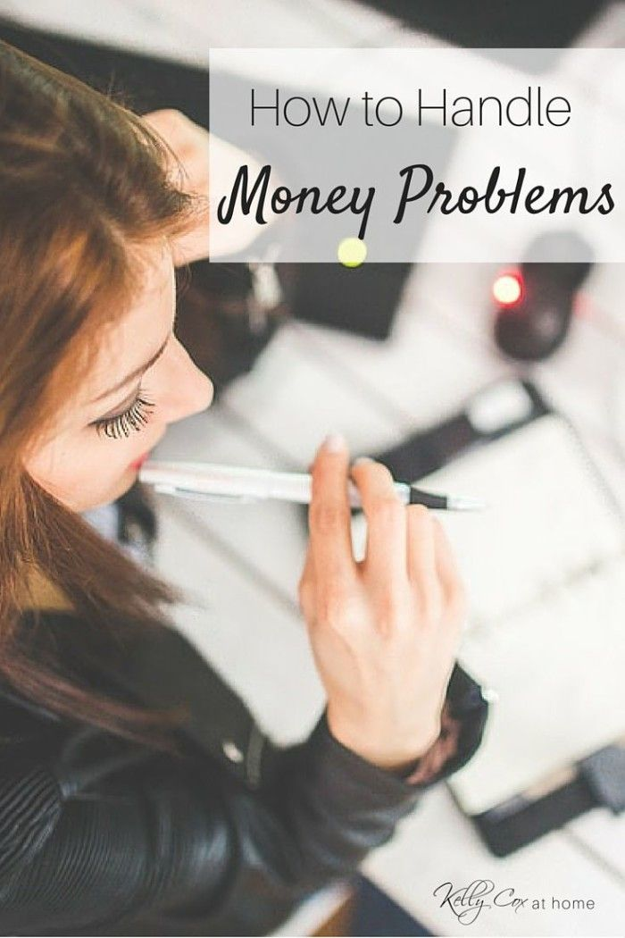 Struggling with money problems?  Many of us are.  Finances are tough but can be handled in a way that your home can be blessed and thrive.  How?  Keep reading...