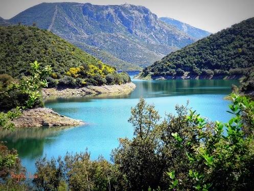Le Lac de Monténonie- Sardaigne
