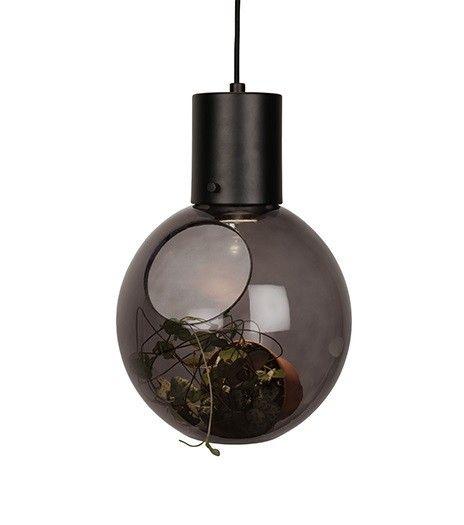 Liten Pendel / Bordlampe HOLE Sort    Kreativ Belysning   Lys og lamper til ditt behov - Nettbutikk