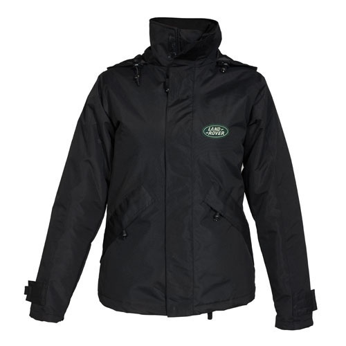 AWESOME Land Rover Womens Parka at an AWESOME price! http://www.awesome4x4stuff.com/land-rover-parka-in-black-for-women-194-p.asp