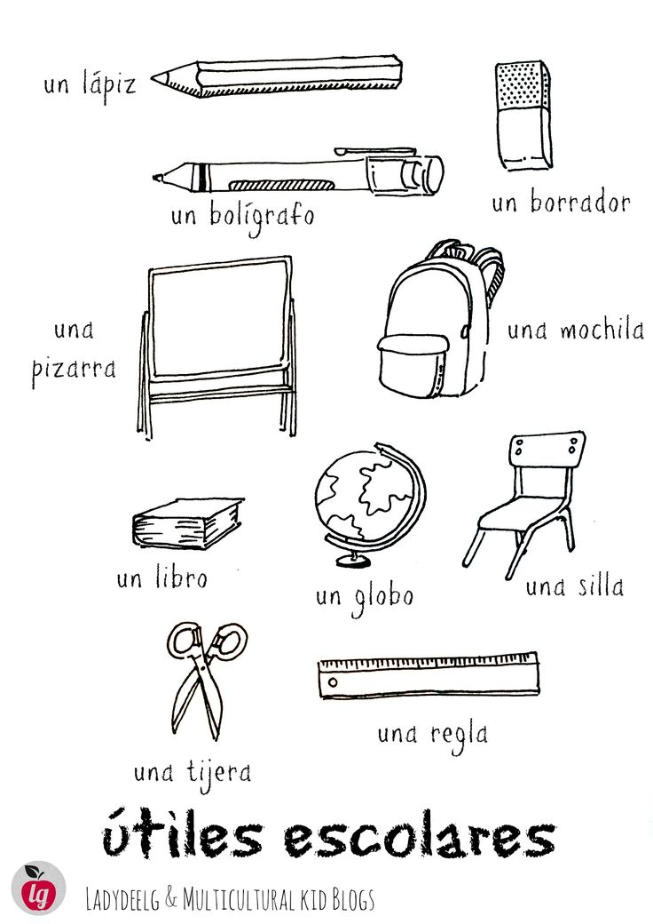 28 best images about bilingualkids learn on pinterest spanish language and vocabulary. Black Bedroom Furniture Sets. Home Design Ideas
