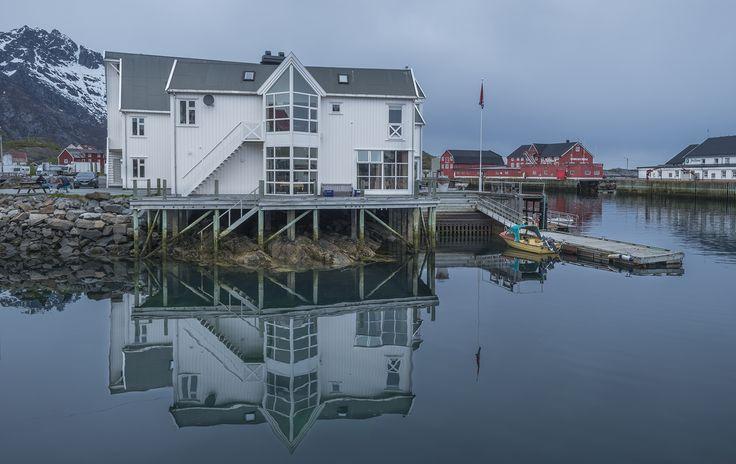 Henningsvær Bryggehotell i Henningsvær, Nordland