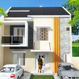 5 Desain Rumah Minimalis 2 Lantai Ukuran 6x9 Terbaru 2020 ...