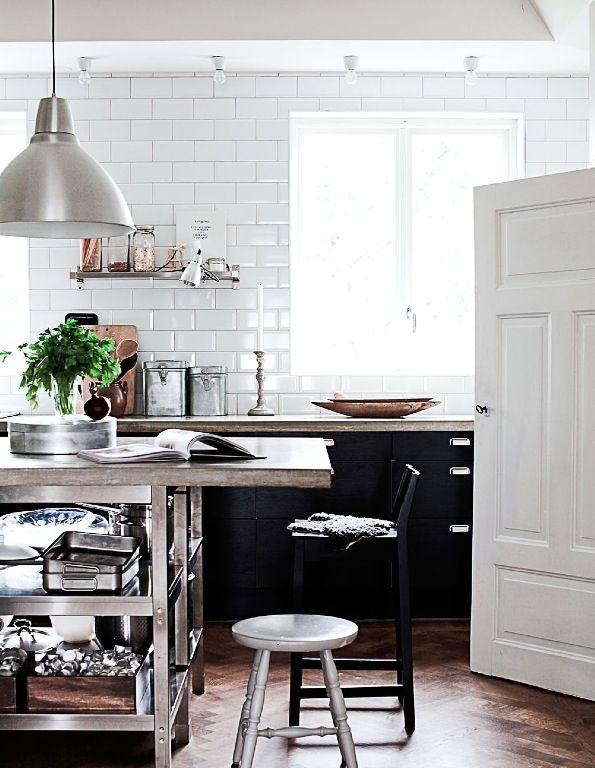 Nice kitchen - Elle deco uk