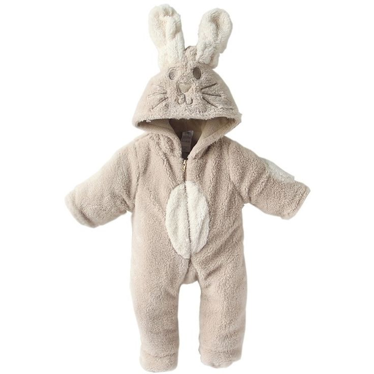 Ucuz  Doğrudan Çin Kaynaklarında Satın Alın: açıklamasıNwt bebek/bebek kış pijama uzun kollu tavşan tarzı şapka 0~18months ücretsiz nakliyeVe Middot; 100% pamuklu malzeme konforVe Middot;çok yumuşak malzeme ve kaliteliVe Middot; kali