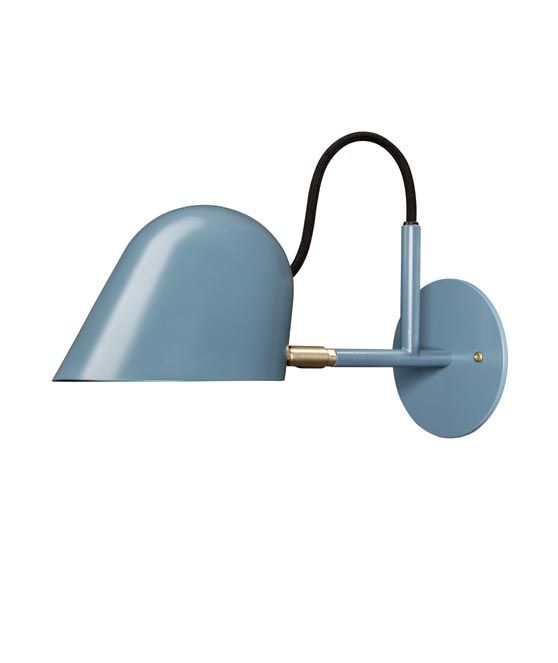 Streck by Joel Karlsson available as floor, table and wall lights ‹ Örsjö Belysning
