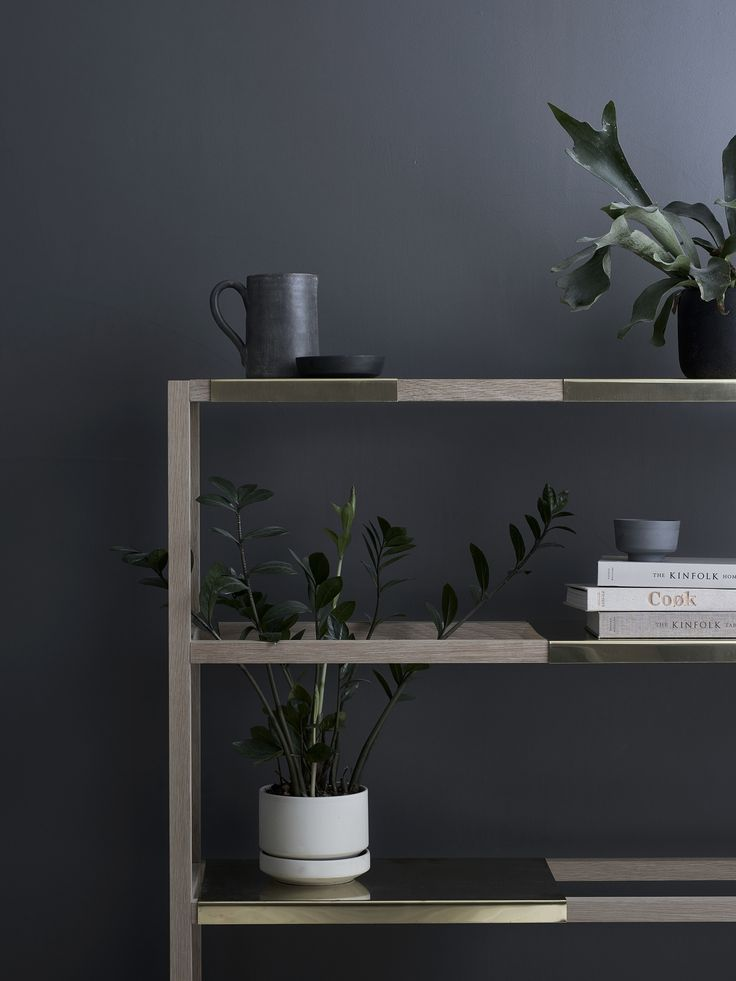 Botanic (prototype for a shelf) by Riikka Kantinkoski & Pinja Rouger