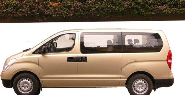Trasporte turístico en camioneta Van - City Tour por Lima