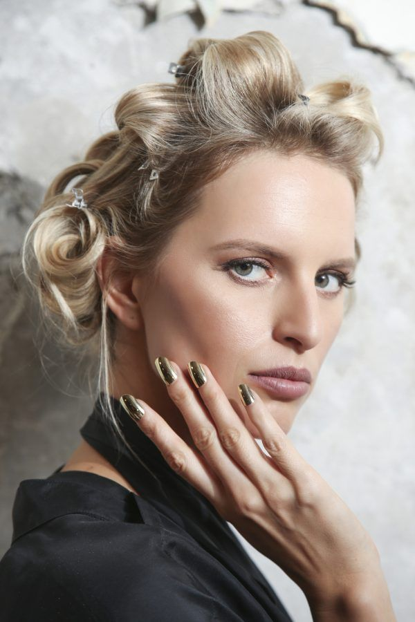 Whether you're intointricate nail art or prefer a solid color, knowing what's comingfor the year ahead is the difference between a manicure that's striki