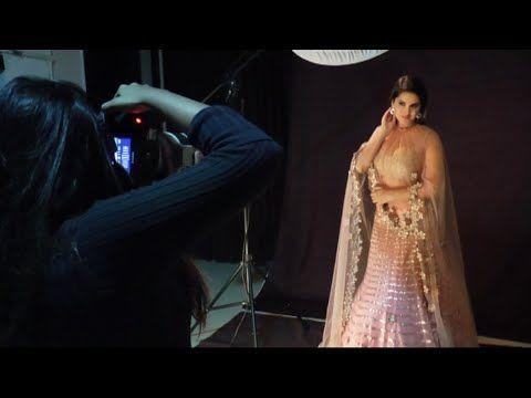 Sunny Leone's LATEST photoshoot video.