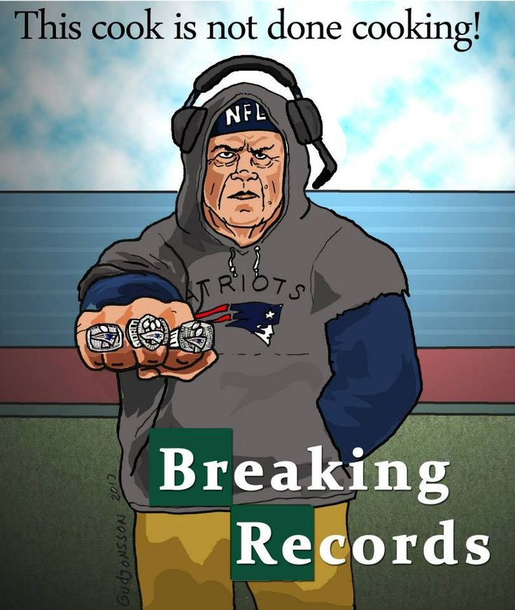 BB Breaking Records via Pats Way