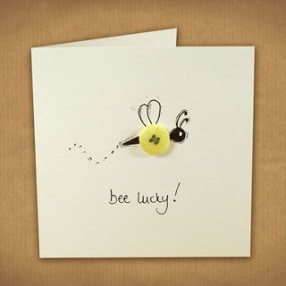 Cards | The Button Workshop | Handmade Cards made in Birkdale
